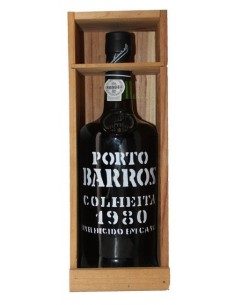 Porto Barros Colheita 1980 - Port Wine
