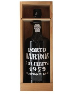 Porto Barros Colheita 1979 - Port Wine