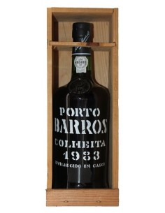 Porto Barros Colheita 1983 - Port Wine