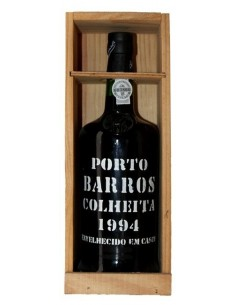 Porto Barros Colheita 1994 - Port Wine