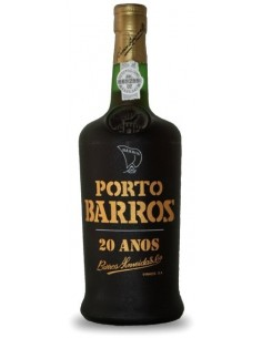 Porto Barros 20 Anos - Port Wine