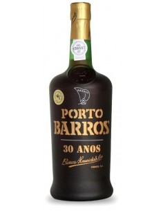 Porto Barros 30 Anos - Port Wine
