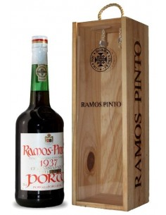 Ramos Pinto Colheita 1937 Bottled in 1986 - Port Wine