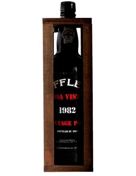 Offley Boa Vista 1982 Vintage Port - Vinho do Porto