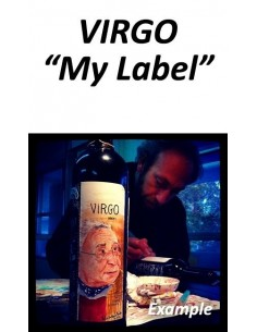 "Torre do Frade VIRGO Tinto 2010 ""My Label"" - Red Wine"