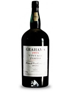 Graham`s 1975 Vintage Porto - Port Wine
