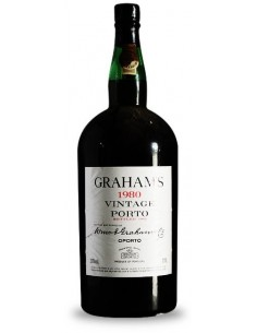 Graham`s 1980 Vintage Porto - Port Wine