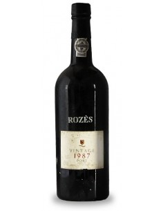 Rozès Vintage Port 1987 - Vinho do Porto