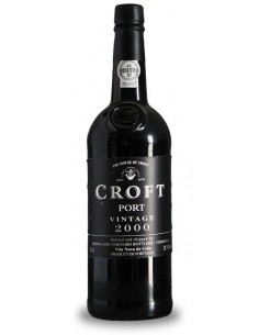 Croft Vintage Port 2000 - Vino Oporto