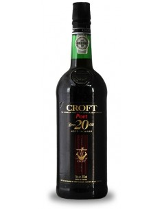 Croft 20 Years Old - Port Wine