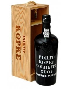 Kopke Colheita 2002 Matured in Wood - Vinho do Porto