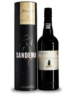 Sandeman Porto Tawny 20 years old - Vinho do Porto