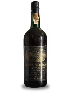 Croft Quinta da Roeda 1967 Vintage Port - Vinho do Porto