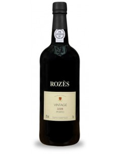 Rozès Vintage Port 2008 - Vinho do Porto