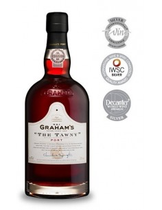 Graham's The Tawny Reserve Tawny Port - Port Wine