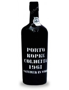 Kopke Colheita 1961 - Port Wine