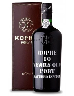Kopke 10 Anos Matured in Wood - Vino Oporto