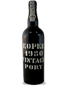 Kopke Vintage 1980 - Port Wine