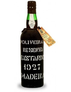 D`Oliveiras Bastardo 1927 - Vino Madera