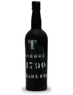 Madeira Borges Boal 1780 - Vino Madera