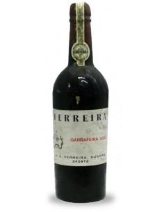 Ferreira Garrafeira 1830 - Madeira Wine