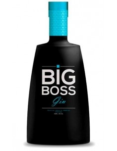 Gin Big Boss - Ginebra de Portugal