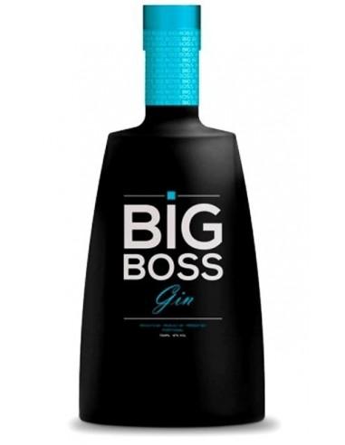 Gin Big Boss - Portuguese Gin