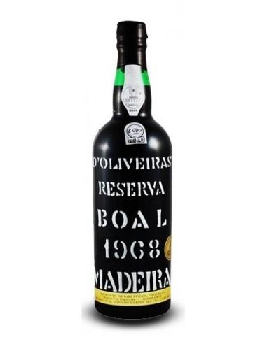 D`Oliveiras Boal 1968 - Madeira Wine