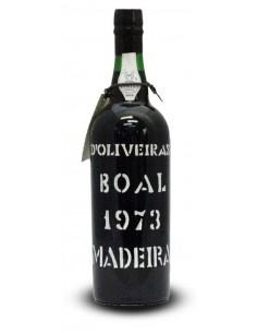 D`Oliveiras Boal 1973 - Madeira Wine