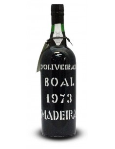D`Oliveiras Boal 1973 - Vino Madera
