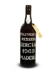 D`Oliveiras Sercial 1969 - Madeira Wine