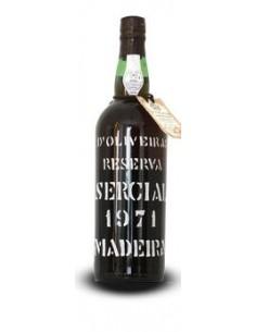 D`Oliveiras Sercial 1971 - Madeira Wine