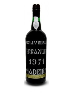 D`Oliveiras Terrantez 1971 - Madeira Wine