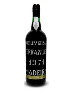 D`Oliveiras Terrantez 1971 - Vin de Madère