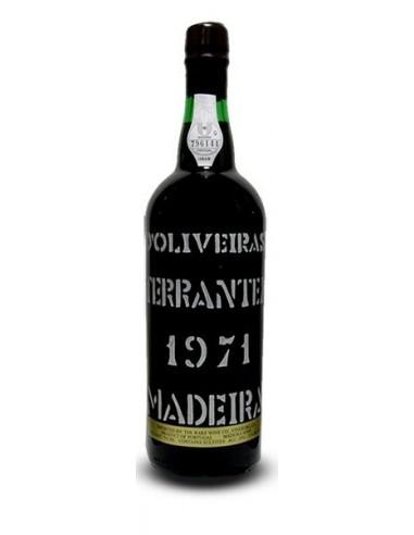 D`Oliveiras Terrantez 1971 - Vinho da Madeira