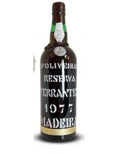 D`Oliveiras Terrantez 1977 - Vino Madera