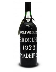 D`Oliveiras Verdelho 1932 - Madeira Wine