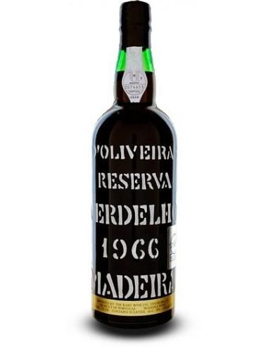 D`Oliveiras Verdelho 1966 - Vinho da Madeira
