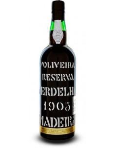 D`Oliveiras Verdelho 1905 - Madeira Wine
