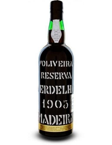 D`Oliveiras Verdelho 1905 - Vinho da Madeira
