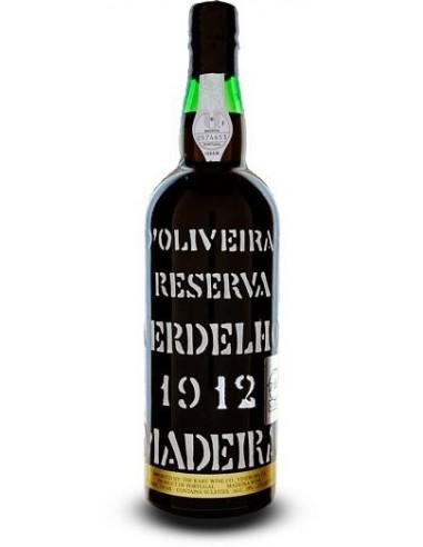 D`Oliveiras Verdelho 1912 - Madeira Wine