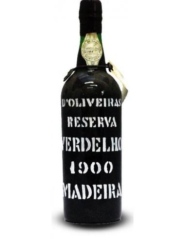 D`Oliveiras Verdelho 1900 - Vinho da Madeira