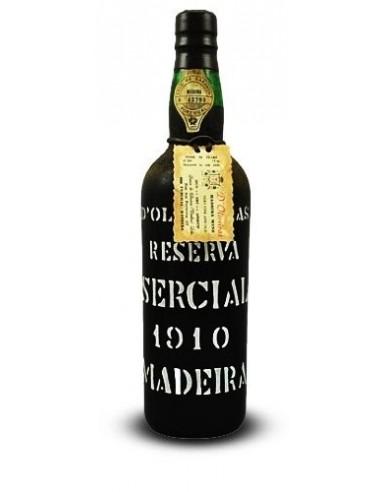D`Oliveiras Sercial 1910 - Madeira Wine
