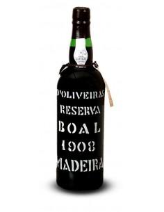 D`Oliveiras Boal 1908 - Vino Madera
