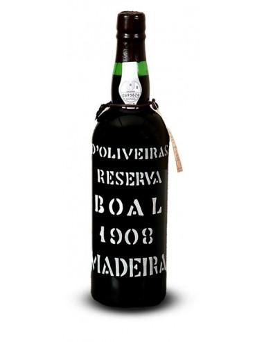 D`Oliveiras Boal 1908 - Madeira Wine