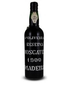 D`Oliveiras Moscatel 1900 - Vinho da Madeira
