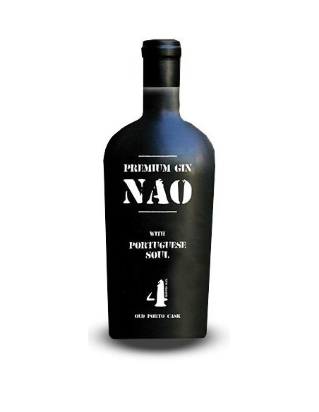 Premium Gin NAO - Portuguese Gin