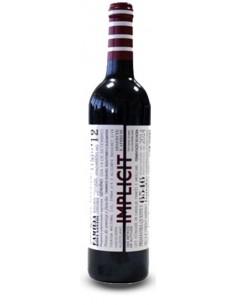 Implicit Tinto 2012 - Vino Tinto