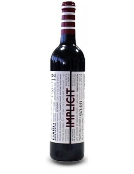 Implicit Tinto 2012 - Vinho Tinto