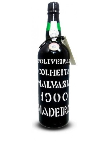D`Oliveiras Malvasia 1900 - Madeira Wine